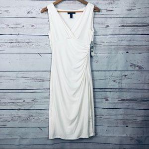 Ralph Lauren • Dress • Lauren White • Size 8